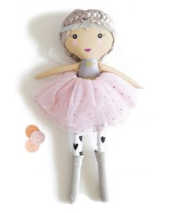 Peace Kindness Doll For Kids