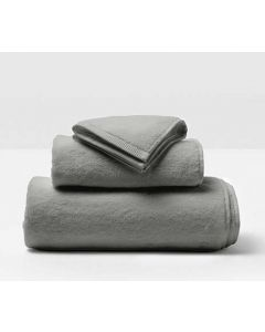 Pigeon & Poodle Geneva Cotton Luxury Towel Set in Grey