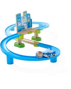 Police Chase Playset for Kids