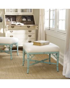 Somerset Bay Ponte Vedra Single Bench - Available in a Variety of Finishes