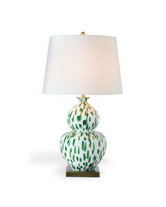 Madcap Cottage Mill Reef Palm Table Lamp