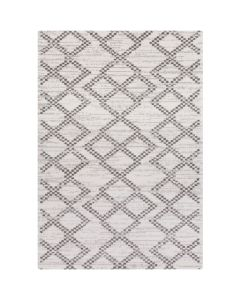 Modern Diamond Pattern Area Rug