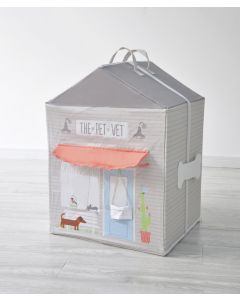 Pretend Play Vet Kit With Accessories For Kids