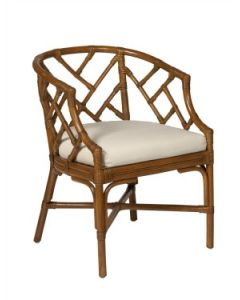 Rattan Club Chair in Variety Colors