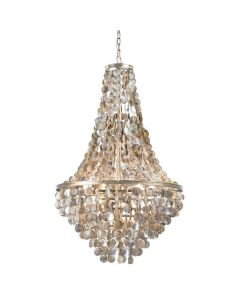 Abalone Seashell Chandelier