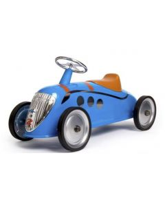 Rider Peugeot Darl'mat Car for Kids in Blue
