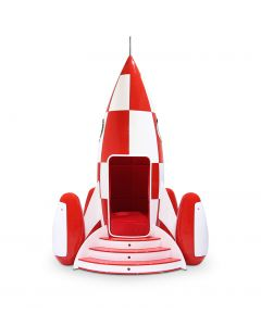 Rocky Rocket Inspired Luxury Armchair for Kids