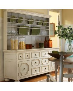 Somerset Bay Sag Harbor Sideboard - Rack Optional - Available in a Variety of Finishes