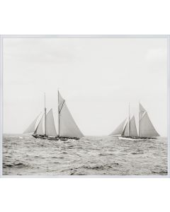 Saturday Sailing 2 Framed Wall Art