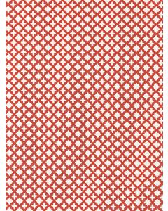 Scalamandre Marrakesh Weave Fabric in Coral