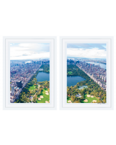 Gray Malin Central Park Diptych Print With Optional Frame
