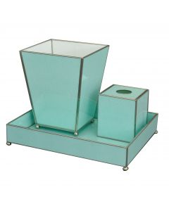 Sea Foam Green Bathroom Vanity Set