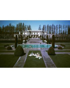 Slim Aarons 'USA Trianon' Print by Getty Images Gallery - Variety of Sizes Available