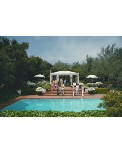 Slim Aarons  'California Garden Party'  Print by Getty Images Gallery - Variety of Sizes Available