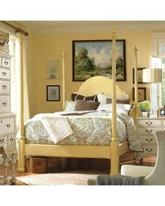 Somerset Bay Cape Porpoise Queen Poster Bed - Available in a Variety of Finishes