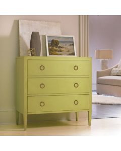 Somerset Bay Three Drawer Chest on Legs - Available in a Variety of Finishes