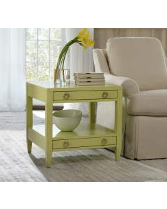 Somerset Bay Transitions Two Drawer End Table - Available in a Variety of Finishes