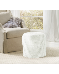 Somerset Bay Rope Stool in Fresh