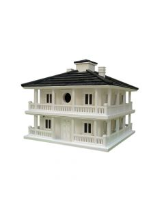 Southern Plantation Clubhouse Birdhouse