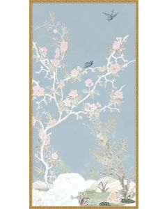 Spring Haven Chinoiserie 2 Framed Wall Art