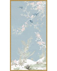 Spring Haven Chinoiserie 3 Framed Wall Art