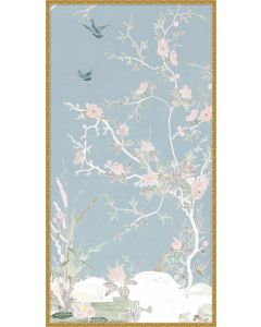 Spring Haven Chinoiserie 4 Framed Wall Art