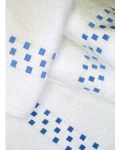 Square Dots Towel Set