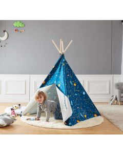 Starry Sky Play Tent/Teepee For Kids