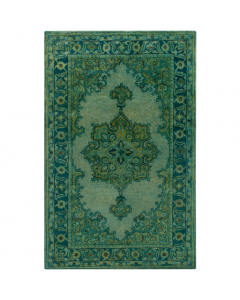 Mykonos Rug in Green - Available in a Variety of Sizes - SELECTED SIZES ON BACKORDER , CALL FOR AVAILABILITY