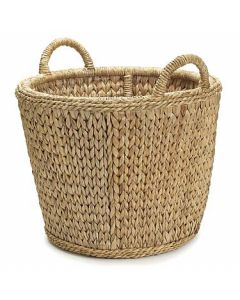 Sweater Weave Log Storage Basket
