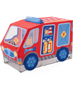 Fire Engine Play Tent for Kids