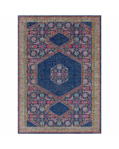 Tessera Rug in Dark Blue - FINAL STOCK, CALL TO CONFIRM AVAILABILITY