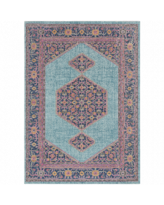 Tessera Rug in Teal - Variety of Sizes Available - FINAL STOCK, CALL TO CONFIRM AVAILABILITY