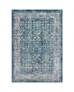 Tharunaya Rug in Teal - Variety of Sizes Available