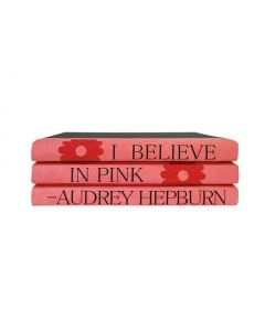 Three Volume Audrey Hepburn Quote Set of Journals