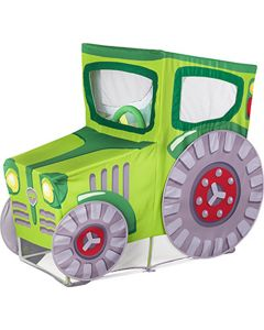 Green Tractor Tent For Kids