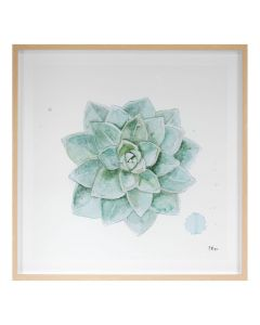 Tropical Botanicals 1 Framed Wall Art - Available in 2 Sizes