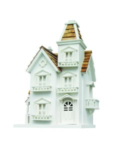 Victorian Manor Birdhouse with Pine-Shingled Roof - OUT OF STOCK