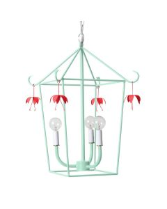 Vincent Airy Pagoda Lantern in Variety of Colors