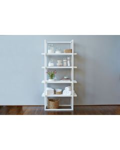 Pantry Shelf Unit in White