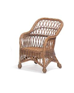 Wicker Armchair for Kids - Available in Variety of Finishes
