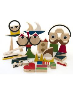 Wooden PlayShapes for Children